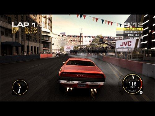 Race driver grid как играть по локальной сети