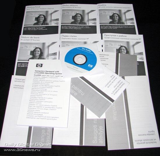 ноутбук Hp руководство пользователя - фото 3