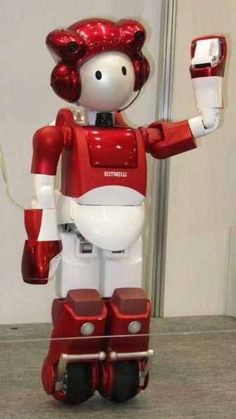 Робот на колесах своими руками