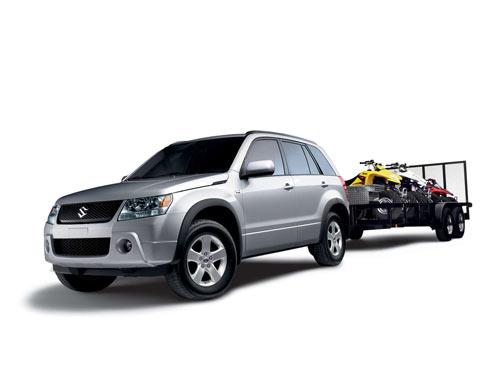 2006 Suzuki Grand Vitara V6.  Видео.