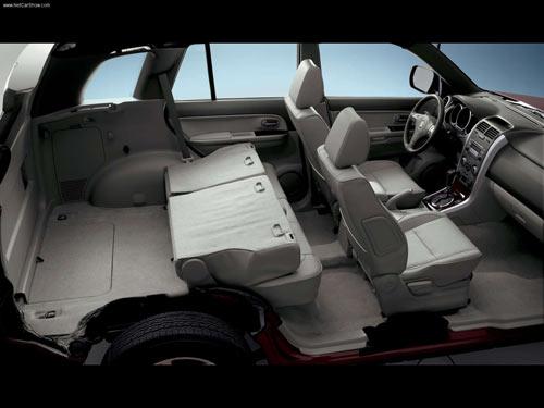 Suzuki grand vitara габариты фото
