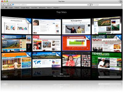 интернет браузер сафари - фото 7