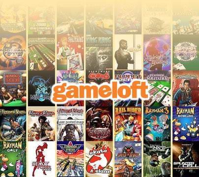 Gameloft игры на телефон компании Gameloft