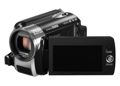Видеокамера Panasonic SDR-H100 - обзоры и тесты, параметры и характеристики, инструкция, купить, цены