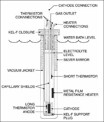 Схема установки для холодного