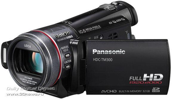 Цифровая Full HD видеокамера Panasonic HDC-SD800 / Цифровое фото и видео / 3DNews - Daily Digital Digest