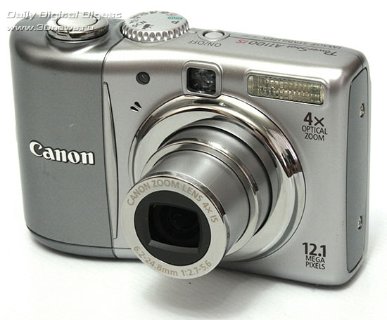Фотовзгляд: Битва Canon`ов. А1100 IS vs SX110 IS