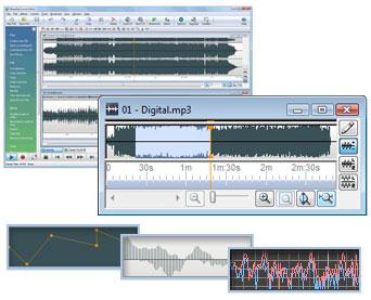 Wavepad 5 07 для работы с аудио