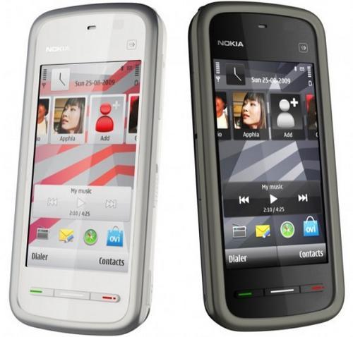Nokia 5230 – сенсорный демпинг по фински