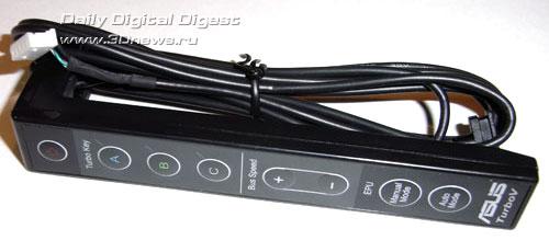 ASUS P7P55D Deluxe комплектация 3