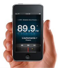Радио для iphone