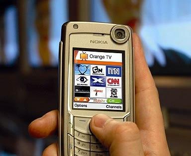 ...международном формате для предоставления услуг мобильного телевидения, на...