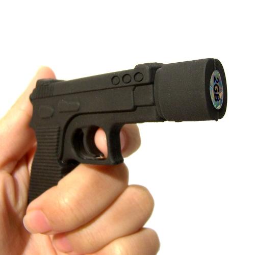 Карманный USB-пистолет