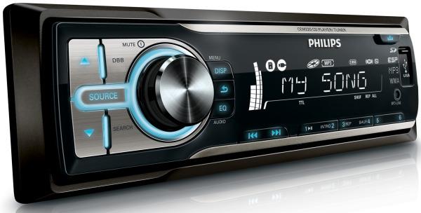 Автомагнитола Philips CEM210.