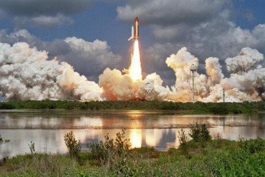 Космос: запуск ракеты в космос - видео Новости космоса