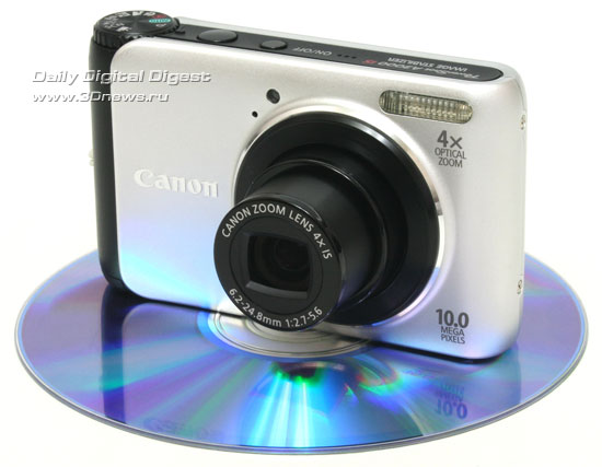 Canon Powershot A3000 Is Драйвер