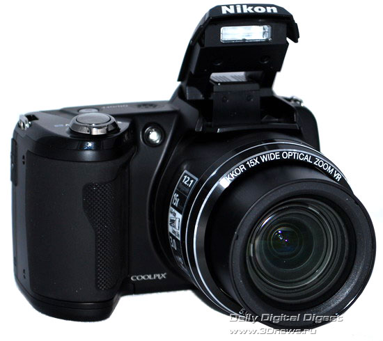 Отзывы, мнения о Nikon Coolpix L110. Цифровые фотоаппараты