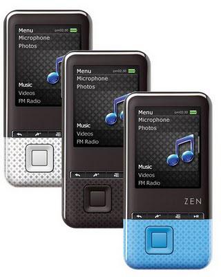 Компания Creative представила для российского рынка новые портативные мультимедийные плееры серий ZEN X-Fi Style и ZE.