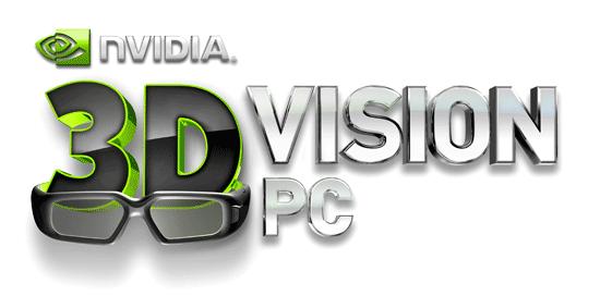 Nvidia внедряет потоковое 3d видео с
