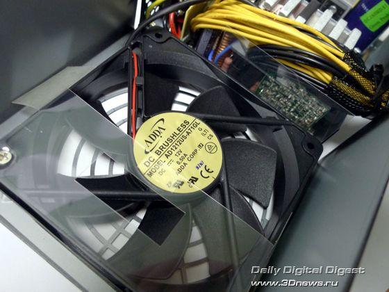 Электрическая схема БП Cooler