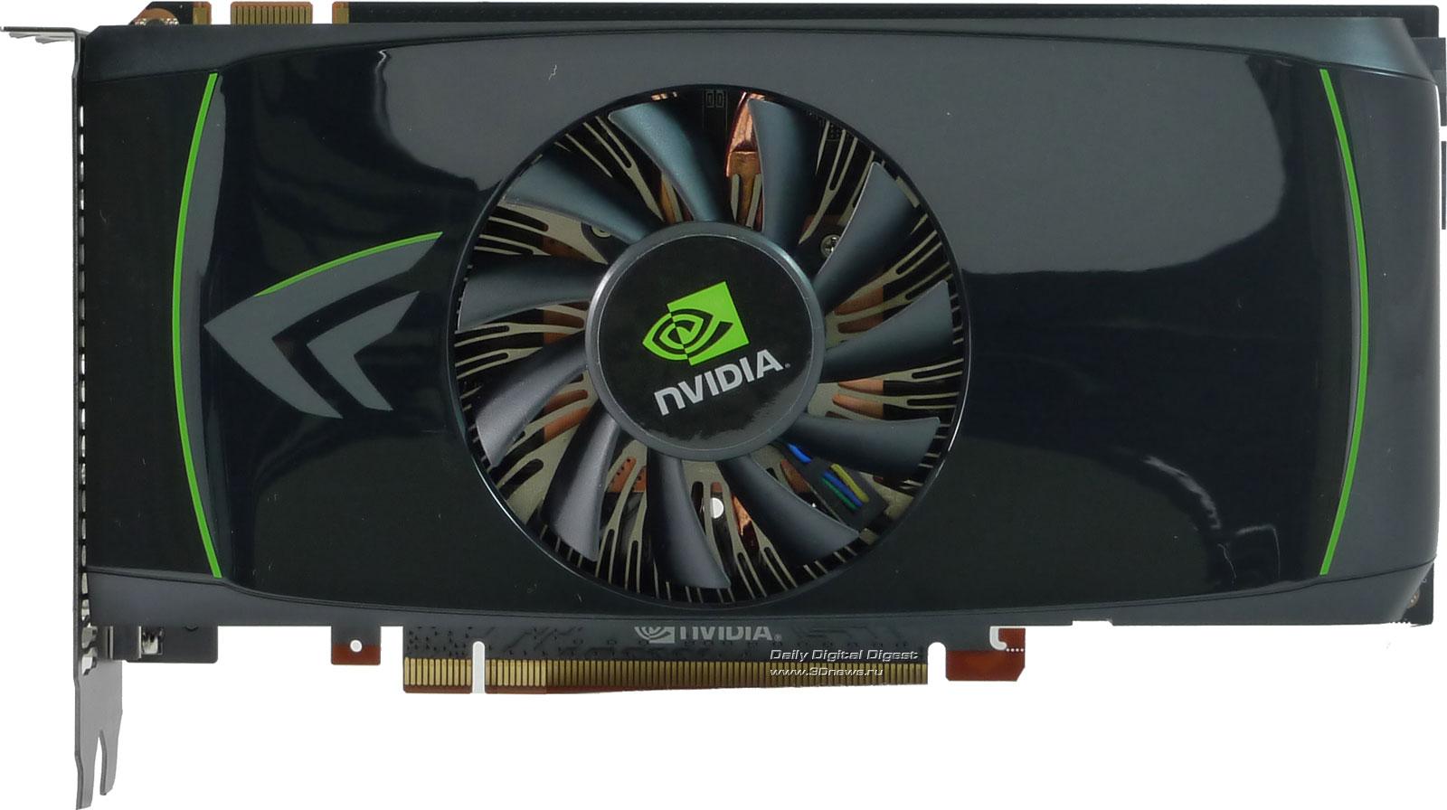 NVIDIA GeForce GTX 460 - Fermi становится доступнее / Видеокарты ...