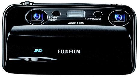 Ferra.ru - Настоящее фото-3D. Обзор камеры Fujifilm Real 3D W3