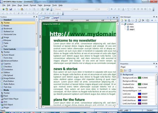 программы для разработки сайтов - фото 3