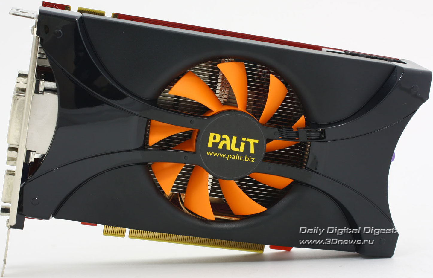 Фото: 1 видеокарта palit geforce gtx 560ti