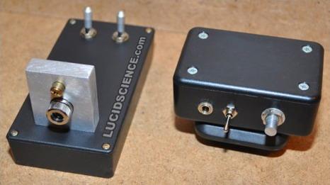 инфракрасный лазерный луч