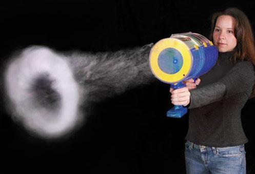 Как сделать колечка из дыма