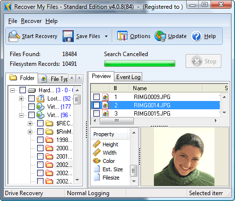 Recover My Files Data Recovery Software 5.1.0.1853.