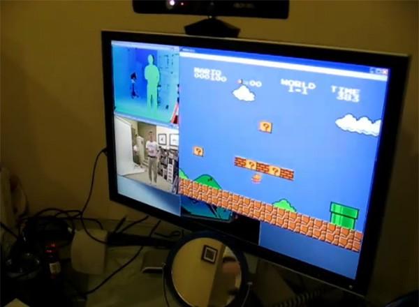 Игра в Super Mario при помощи Kinect / Новости hardware / 3DNews ...