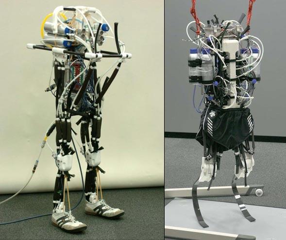 Электрический робот своими руками