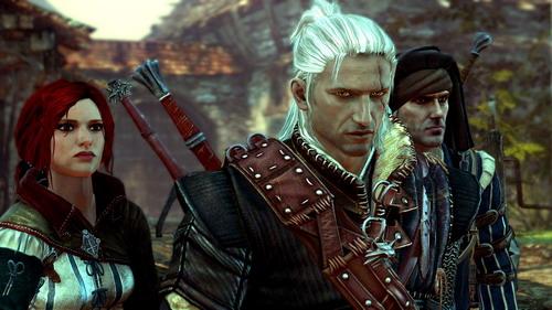 Ведьмак 2 скриншот из игры