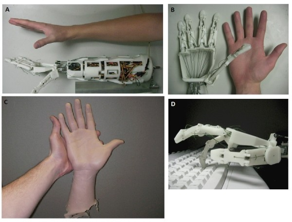 Механическая рука  как сделать