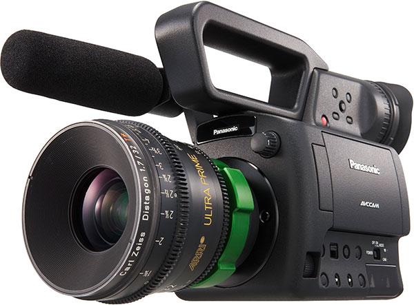 Ferra.ru - Panasonic AG-AF100 – первая в мире профессиональная видеокамера стандарта Micro Four Thirds