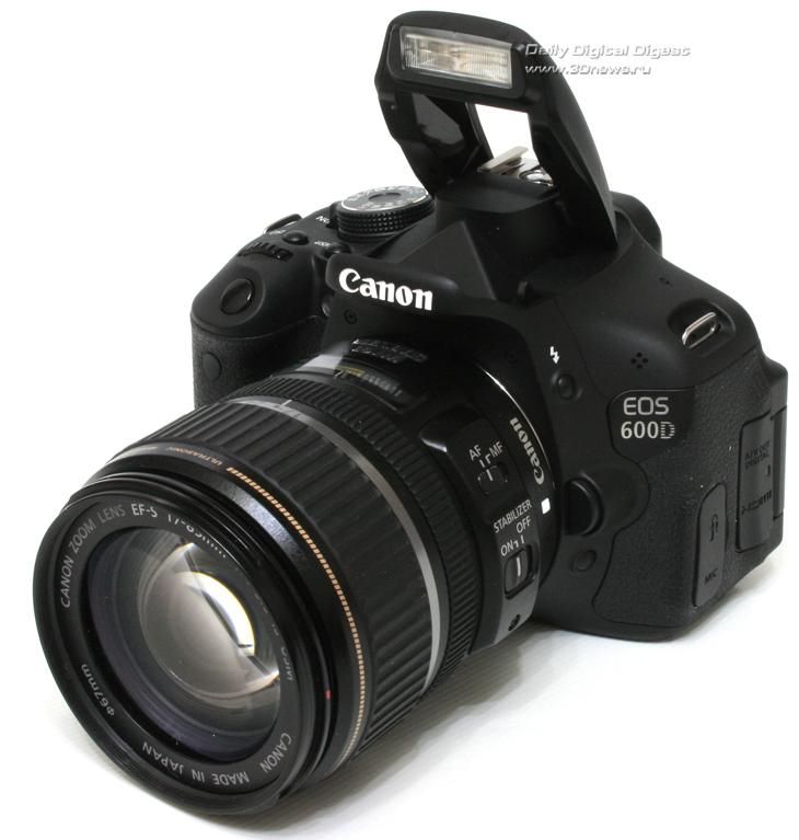 600d Canon Видео Инструкция - фото 7