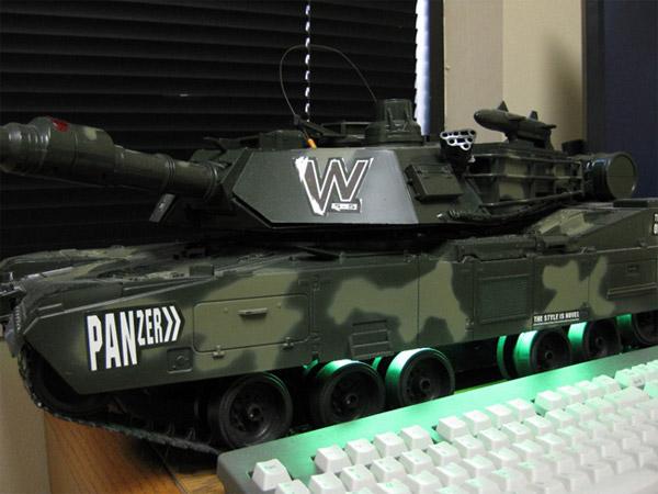 Как сделать танк на компьютер