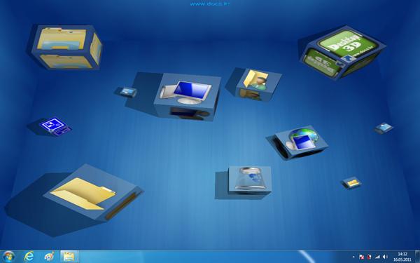 менеджер рабочего стола Windows 7 - фото 3