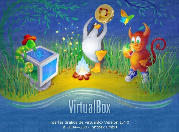 Готовую Виртуальную Машину