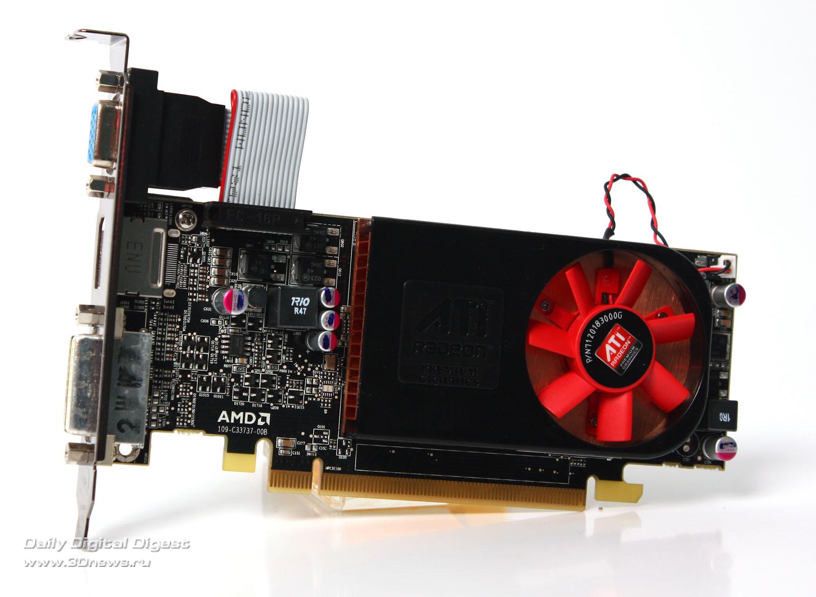 Бюджетные баталии. AMD Radeon HD 6570 и 6670 против