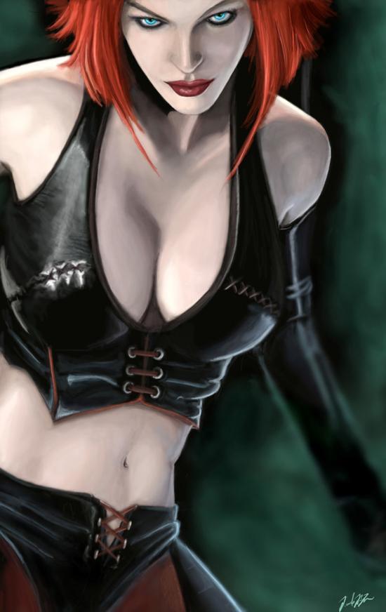 Bloodrayne 3 игра
