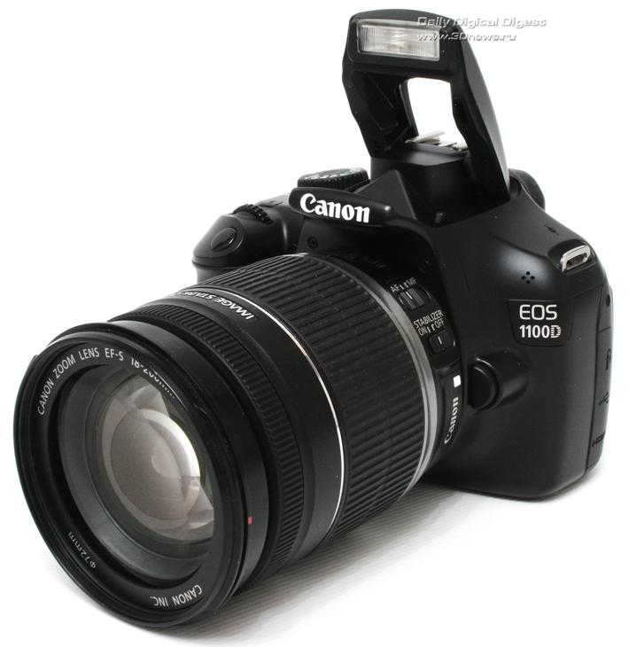 Canon eos 1100d инструкция для чайников