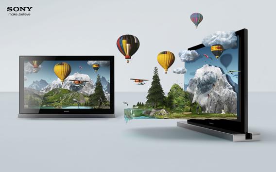 3D телевизоры Sony. Обзор и сравнение моделей. - Выбор телевизора