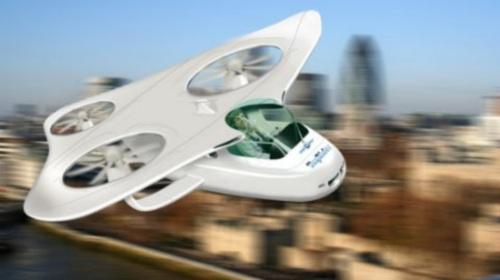 летающих автомобилей и