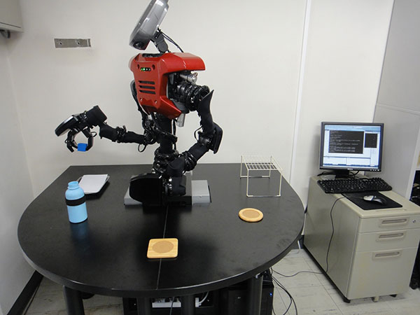 Умный робот своими руками