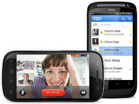 Как сделать видеозвонок с htc desire s
