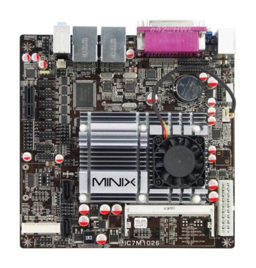 J&D Minix ITX C7M1026
