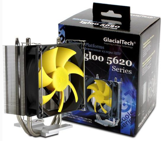 GlacialTech Igloo 5620 Series