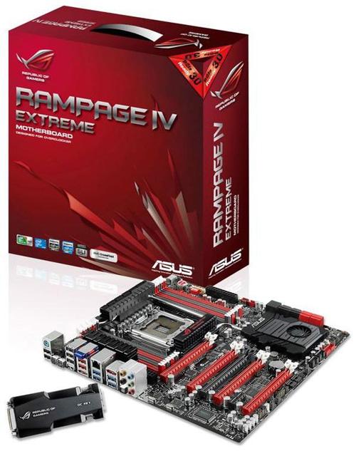 ASUS R.O.G. Rampage IV Extreme